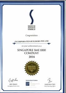 IB- DP SME 1000 CERT